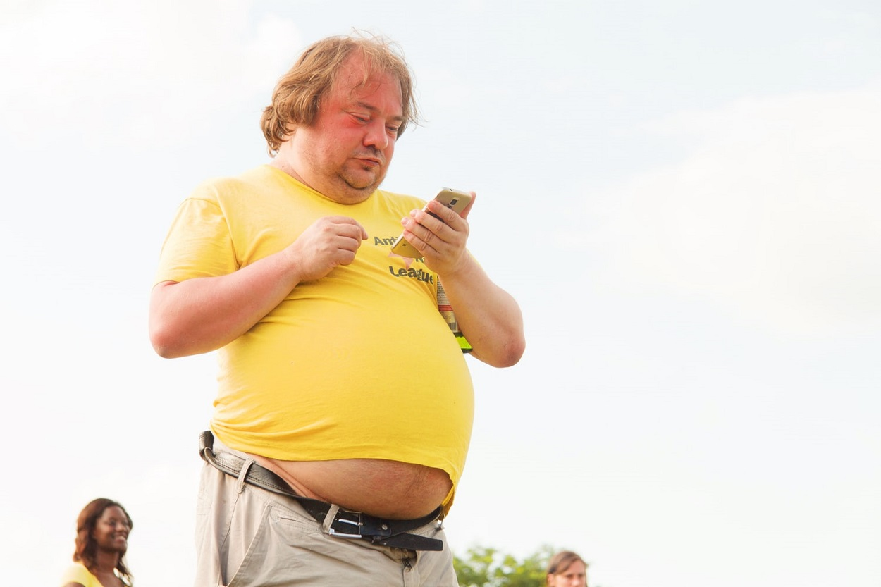 Men and Belly Fat: A Bad Combination
